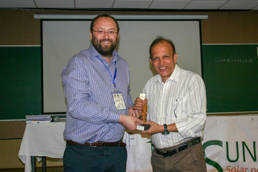 SUNRISE launch Satish Ogale Trystan Watson