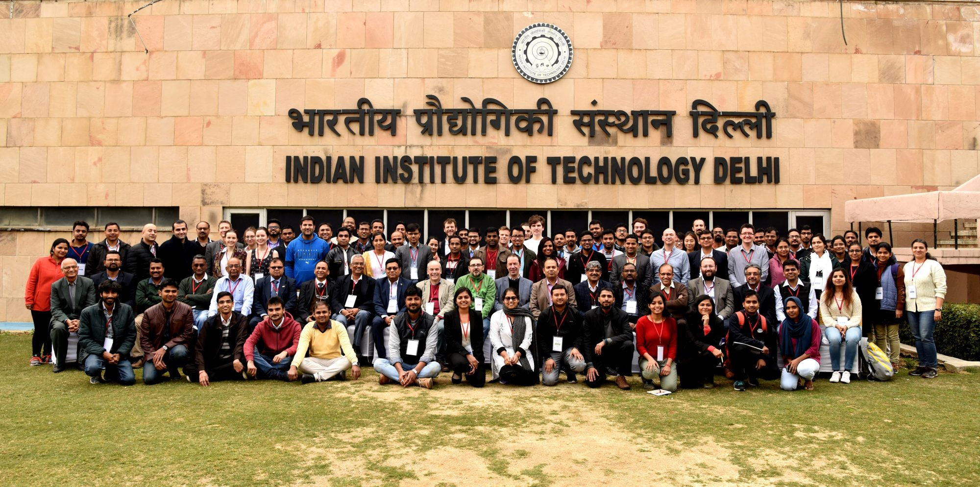 International Conference On Solar Power At Iit Delhi Sunrise