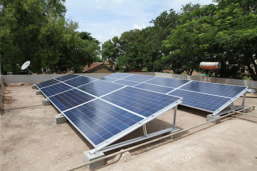 solar-powered sustainable communities